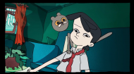 14级动画毕设作品:《三脚猫》
